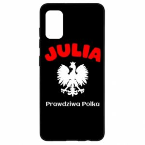 Phone case for Mi A2 Lite Julia is a real Pole