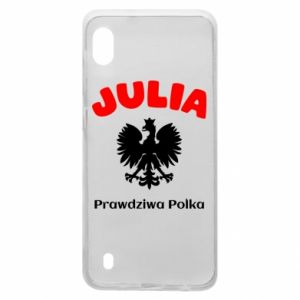Phone case for Xiaomi Mi8 Lite Julia is a real Pole