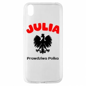 Phone case for Xiaomi Redmi 6A Julia is a real Pole
