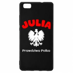 Phone case for Xiaomi Redmi 7 Julia is a real Pole