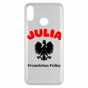 Phone case for Samsung A7 2018 Julia is a real Pole - PrintSalon