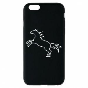 Etui na iPhone 6/6S Jumping horse