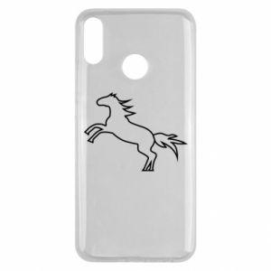 Etui na Huawei Y9 2019 Jumping horse