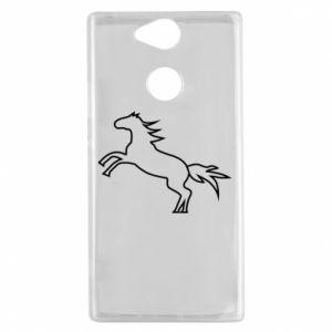 Etui na Sony Xperia XA2 Jumping horse