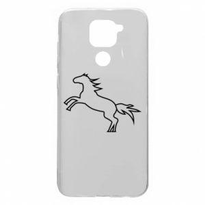 Etui na Xiaomi Redmi Note 9/Redmi 10X Jumping horse