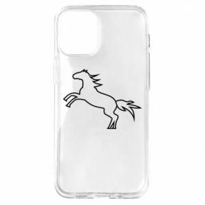 Etui na iPhone 12 Mini Jumping horse