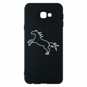 Etui na Samsung J4 Plus 2018 Jumping horse