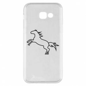 Etui na Samsung A5 2017 Jumping horse