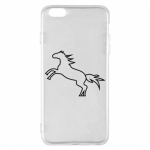 Etui na iPhone 6 Plus/6S Plus Jumping horse