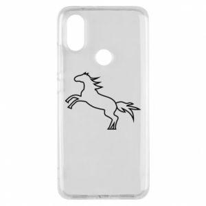 Etui na Xiaomi Mi A2 Jumping horse
