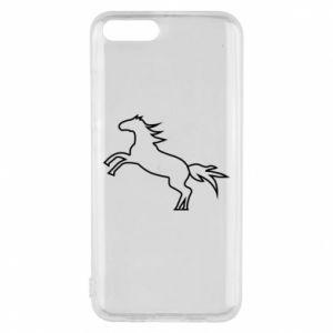 Etui na Xiaomi Mi6 Jumping horse