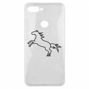 Etui na Xiaomi Mi8 Lite Jumping horse