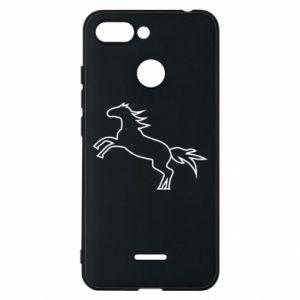 Etui na Xiaomi Redmi 6 Jumping horse