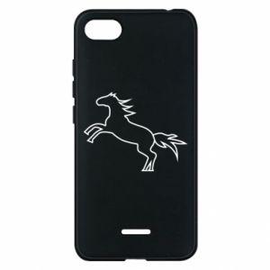 Etui na Xiaomi Redmi 6A Jumping horse