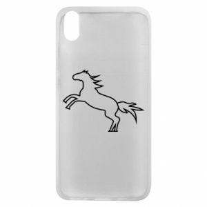 Etui na Xiaomi Redmi 7A Jumping horse