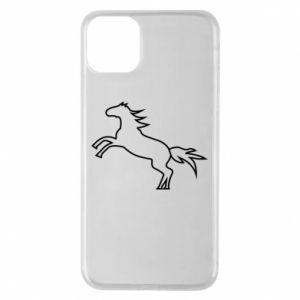 Etui na iPhone 11 Pro Max Jumping horse