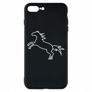 Etui na iPhone 8 Plus Jumping horse