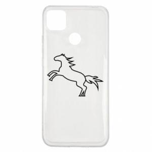 Etui na Xiaomi Redmi 9c Jumping horse