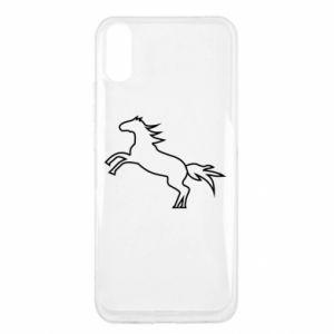 Etui na Xiaomi Redmi 9a Jumping horse