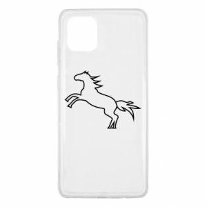 Etui na Samsung Note 10 Lite Jumping horse