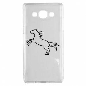 Etui na Samsung A5 2015 Jumping horse