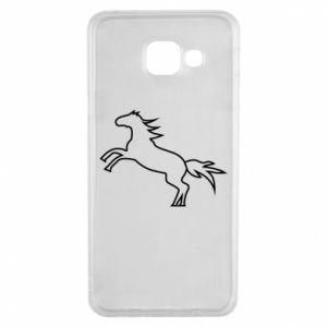 Etui na Samsung A3 2016 Jumping horse