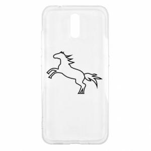 Etui na Nokia 2.3 Jumping horse