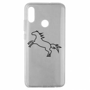 Etui na Huawei Honor 10 Lite Jumping horse