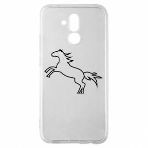 Etui na Huawei Mate 20 Lite Jumping horse