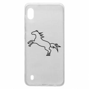 Etui na Samsung A10 Jumping horse