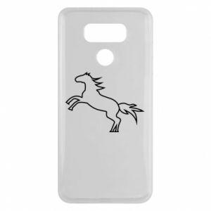 Etui na LG G6 Jumping horse