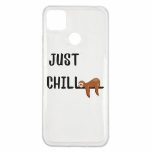 Xiaomi Redmi 9c Case Just chill