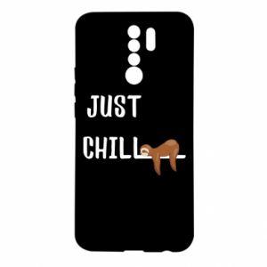 Xiaomi Redmi 9 Case Just chill