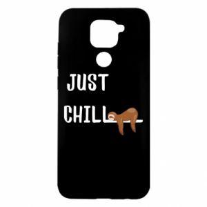 Etui na Xiaomi Redmi Note 9/Redmi 10X Just chill
