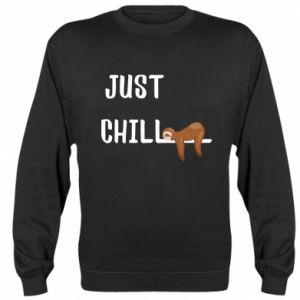 Bluza (raglan) Just chill