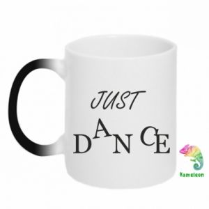 Kubek-kameleon Just dance