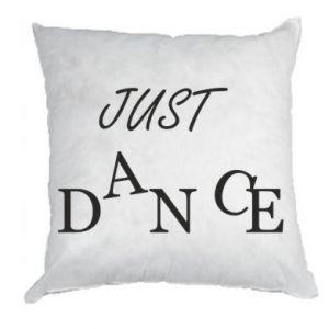 Poduszka Just dance