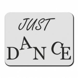 Podkładka pod mysz Just dance