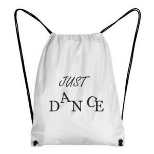 Plecak-worek Just dance