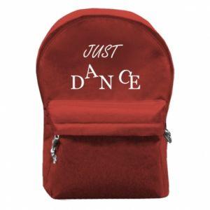 Plecak z przednią kieszenią Just dance
