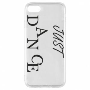 Phone case for iPhone 8 Just dance