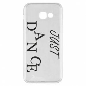 Etui na Samsung A5 2017 Just dance
