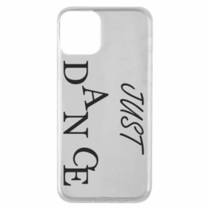Etui na iPhone 11 Just dance