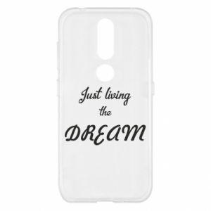 Etui na Nokia 4.2 Just living the DREAM