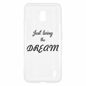 Etui na Nokia 2.2 Just living the DREAM