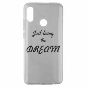 Etui na Huawei Honor 10 Lite Just living the DREAM