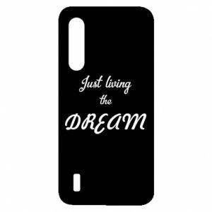 Etui na Xiaomi Mi9 Lite Just living the DREAM