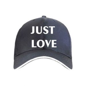 Cap Just love