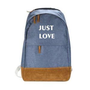 Plecak miejski Just love