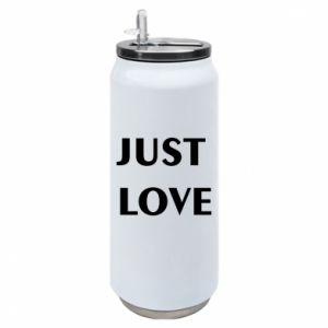 Puszka termiczna Just love